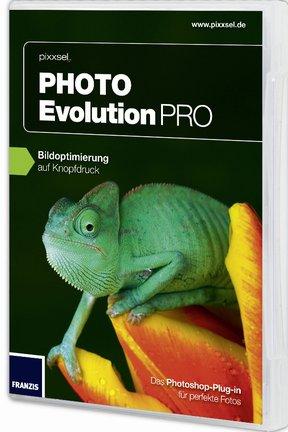 Exakte und intelligete Bildverbesserung mit PHOTO Evolution PRO: Das Photoshop-Plug-in verbessert ganz einfach alles, was es zu verbessern gibt