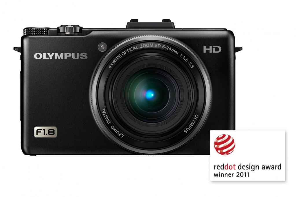 Olympus X-Faktor-Kamera erhält red dot award für Produktdesign