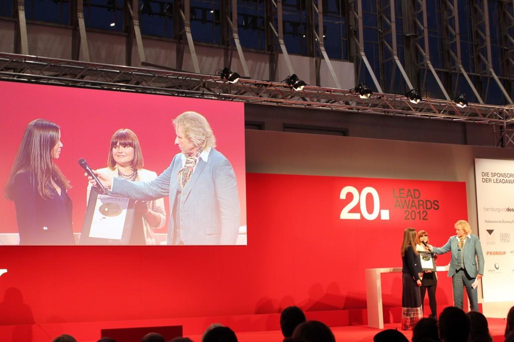 Veni, vedi, vici: myTaxi holt Lead Awards nach Hause