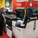 FESPA Digital 2014 Agfa i-Printer Anapurna M2050i