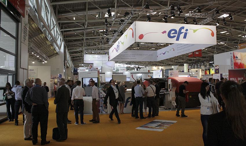 FESPA Digital 2014 in München