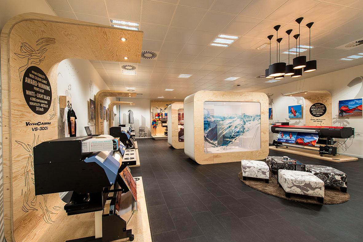 Roland Creative Center Geel