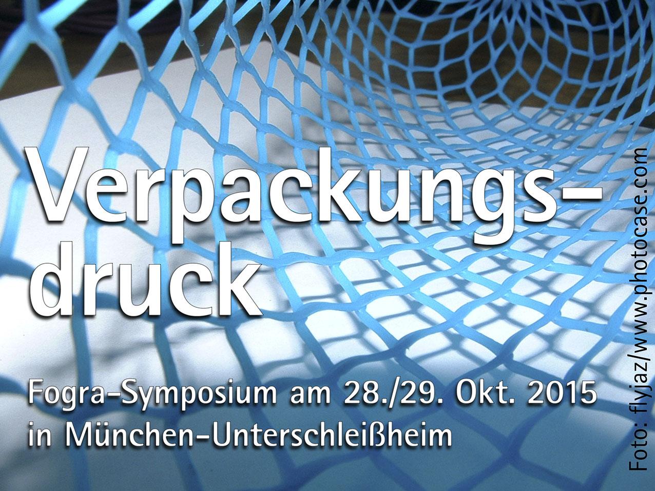 Fogra-Symposium «Verpackungsdruck – die Faltschachtel»