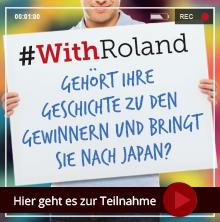 Videowettbewerb für Roland User