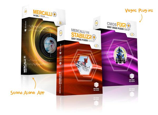 proDAD veröffentlicht die Mercalli V4 Suite für Sony Vegas Pro
