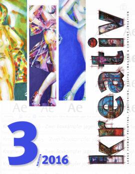 Highlights der Ausgabe Kreativ 3/2016