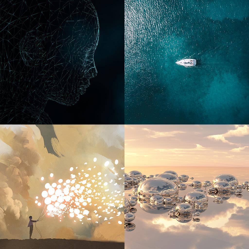 Drohnen bringen neue Perspektiven – Der aktuelle Adobe Stock Visual Trend