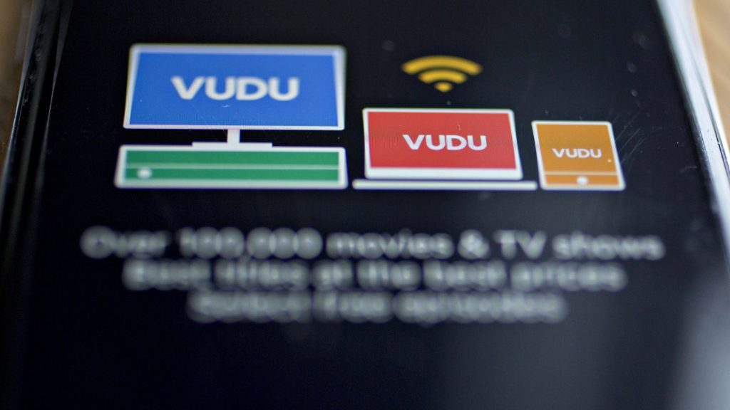 The Walmart Inc. Vudu App Awaits Close-Up As Netflix, Amazon Rule Video