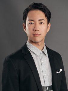 Ryosuke Nakayama, Executive Assistant von Takahiro Hiraki at Mimaki Europ