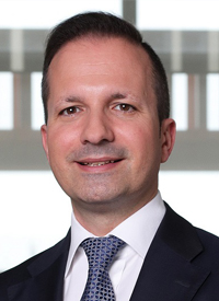 Alberto Mariani, Senior Vice President, Office Services, Ricoh Europe