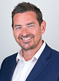Scott Haddow, CEO von MTI Technology