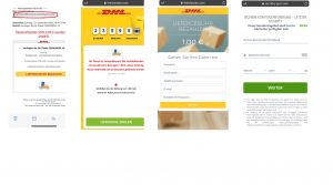 DHL Spam