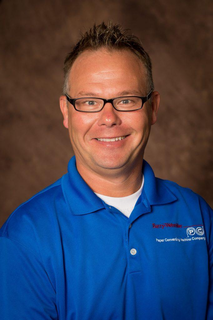 Jason Beauleau's jahrzehntelange Vertriebserfahrung im Verpackungs- und Druckbereich kommt Kunden zugute.